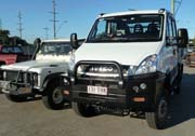 Iveco Daily with Defender